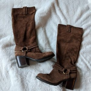 Jessica Simpson Heeled Boots size 7